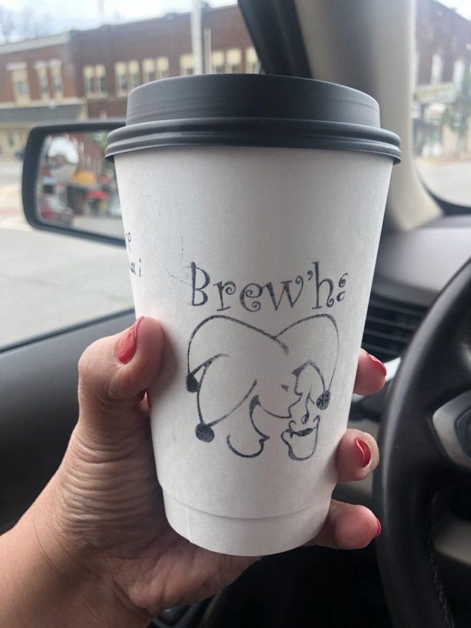 A cup o' joe
