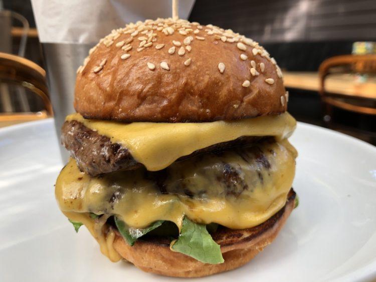 Ariete's Chug Burger