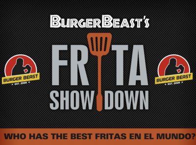 Burger Beast's Frita Showdown