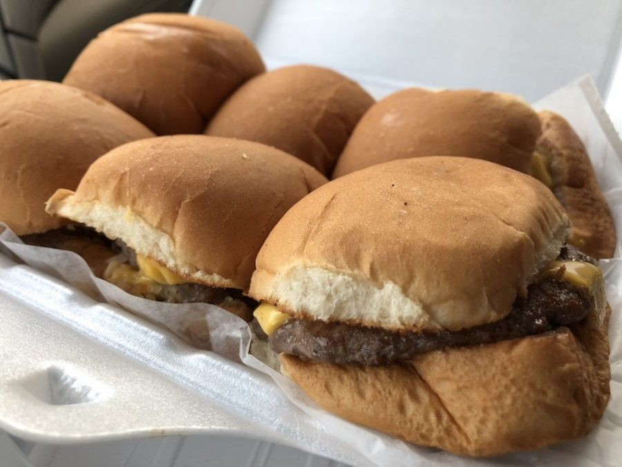 Royal Castle Sliders aka Mini Burgers