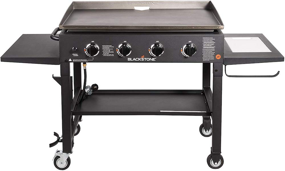 Cooking Burgers On Your Blackstone Grill