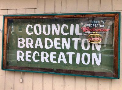 Council's Burgers Beer & Billiards - Bradenton, Florida