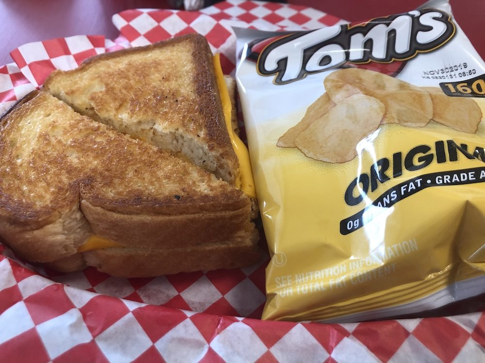 Little Drug Co Grilled Cheese - New Smyrna Beach, Florida