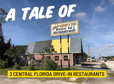 3 Central Florida Drive-In Restaurants in One Visit