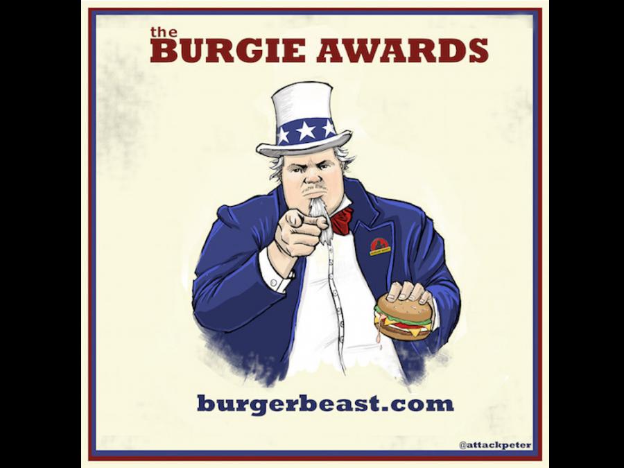 Burger Beast Burgie Awards