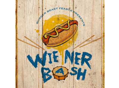 Burger Beast's Wiener Bash Competition