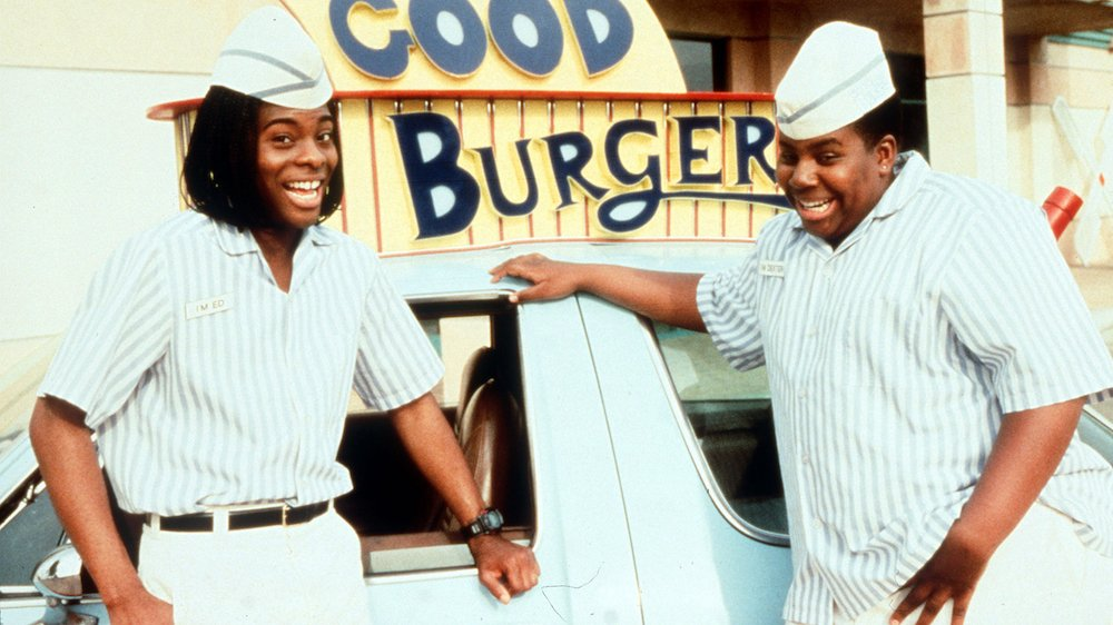 Kel & Kenan in Good Burger