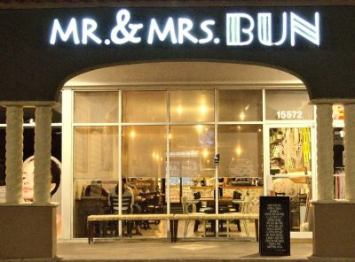 Mr. and Mrs. Bun is a Peruvian Comfort Food  Delight