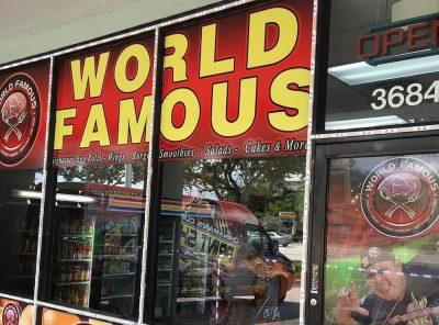 World Famous EggRoll Restaurant & Food Truck