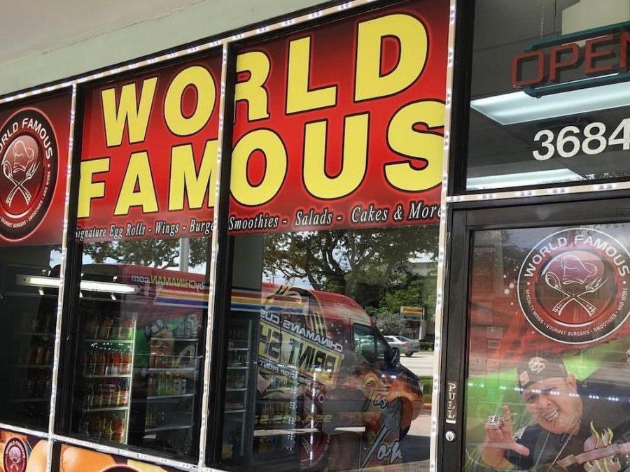 World Famous Eggroll Restaurant Oakland Park