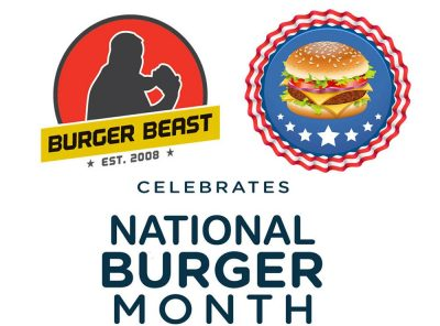 National Burger Month Celebration Every May