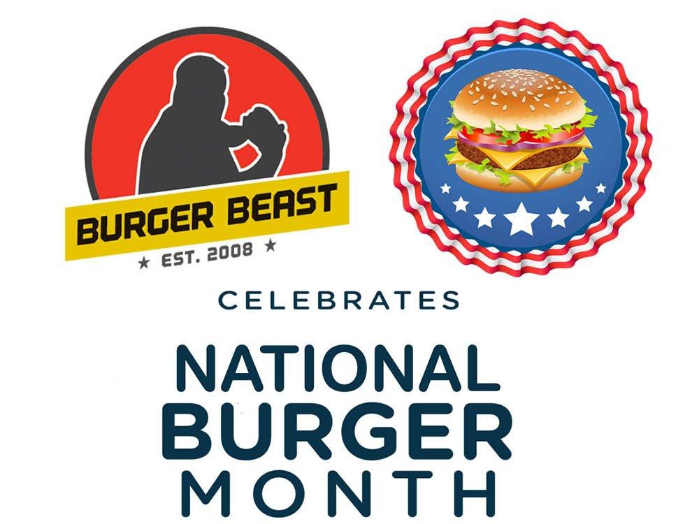 National Hamburger Month Celebration