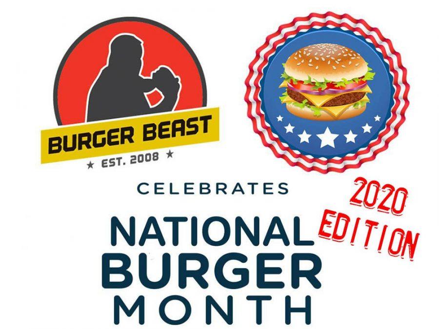 Burger Beast's National Burger Month 2020
