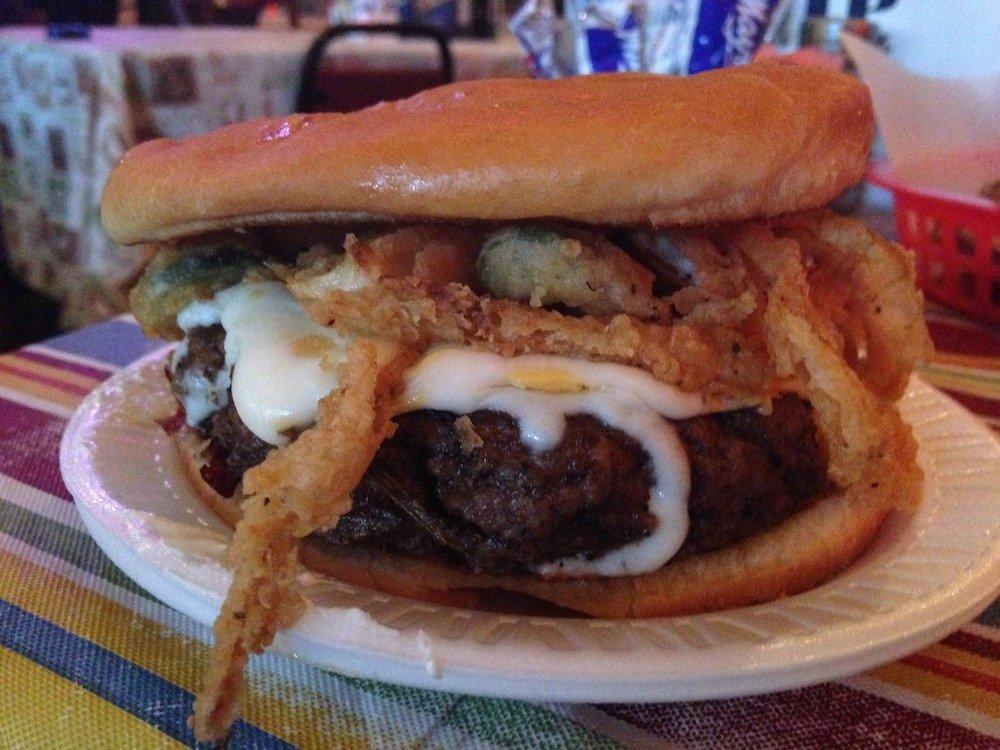 Jukin Blues Burger