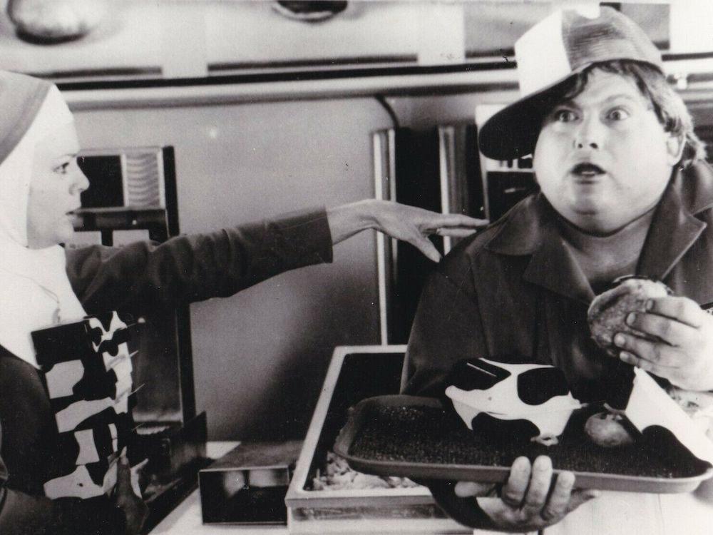 Hamburger The Motion Picture Press Photo