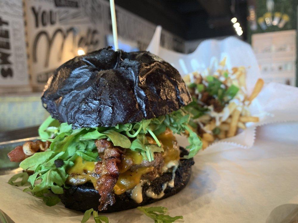 Killer Melts Vader Burger