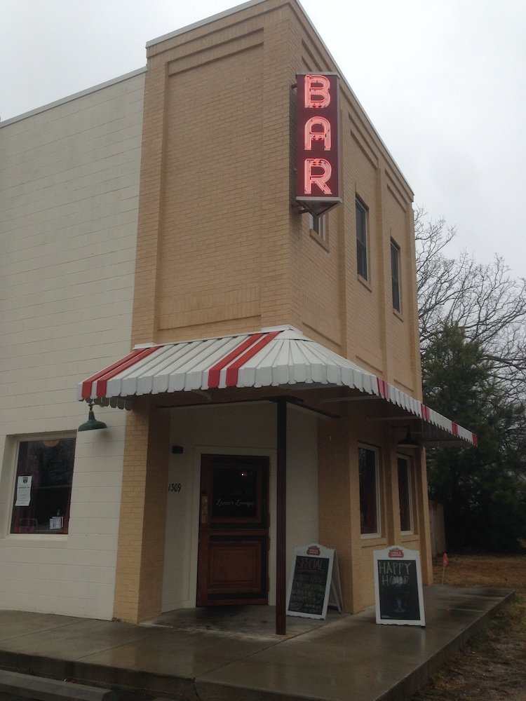 The Lamar Lounge