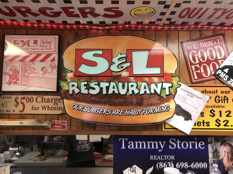 I Finally Made it to S&L Restaurant Before Closing