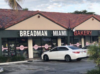 Breadman Miami Bakery Knows His Sh...Stuff
