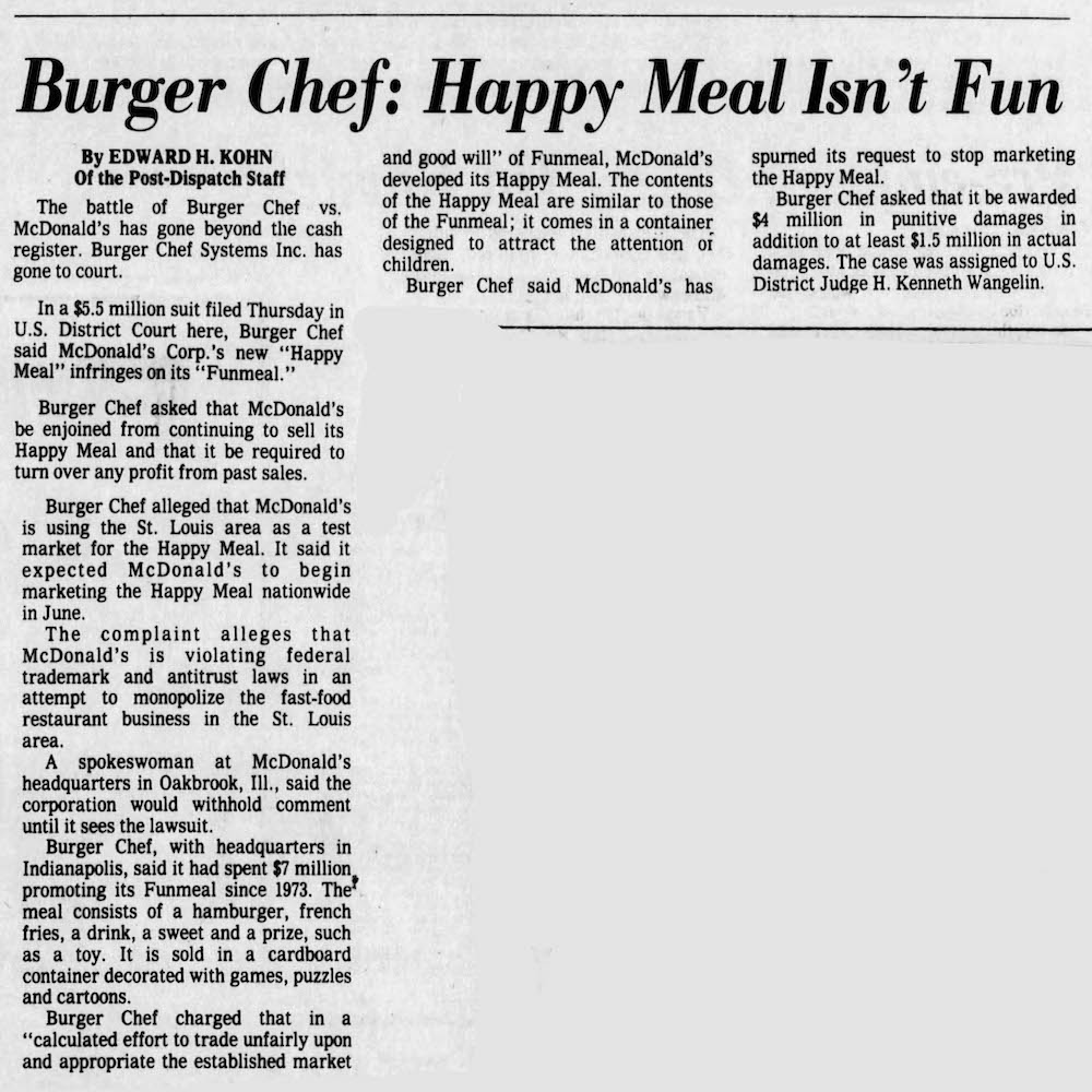 St. Louis Post Dispatch 4-27-79