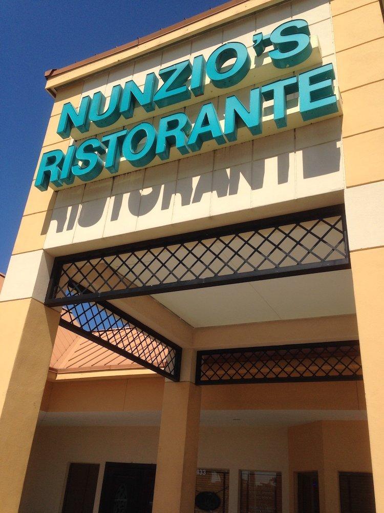 Nunzio's Ristorante