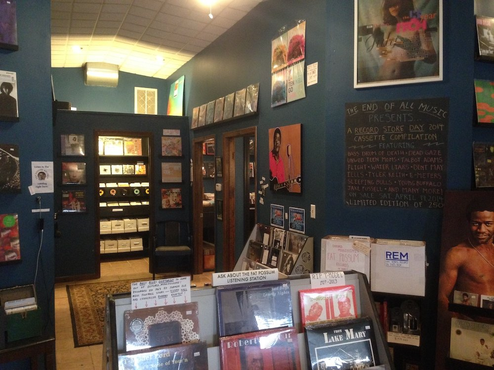 The End Of All Music Store