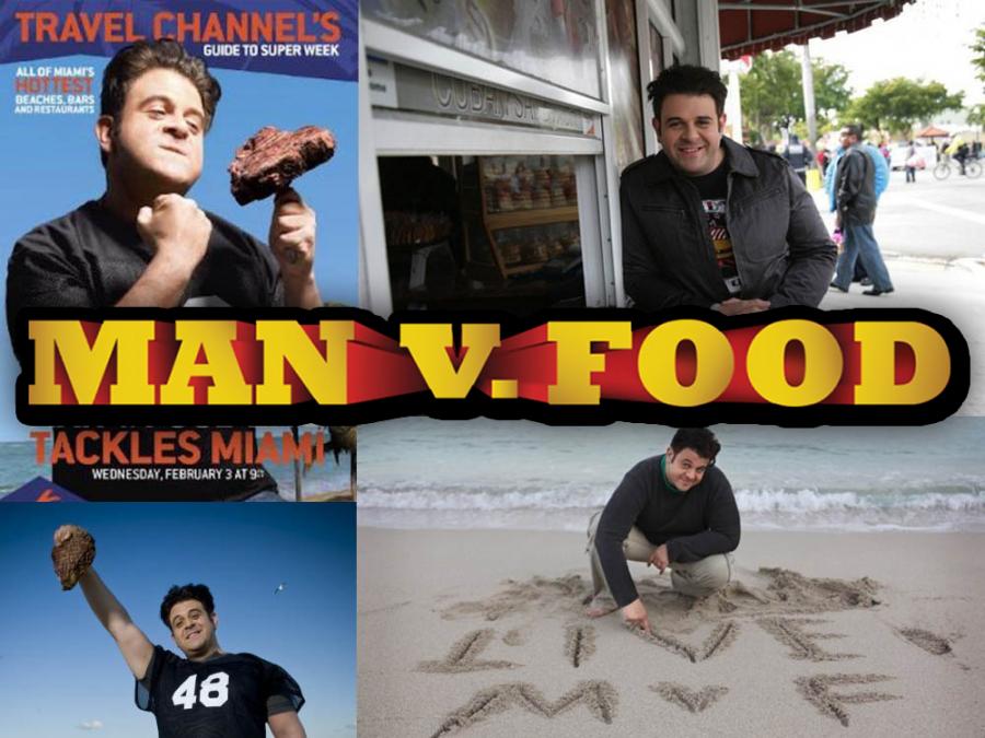 Man v. Food Miami Recap
