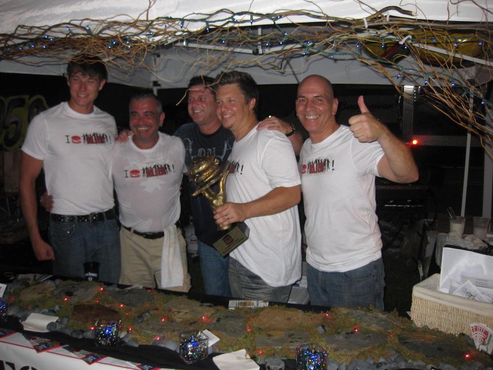 Burger Battle 2010 Winners