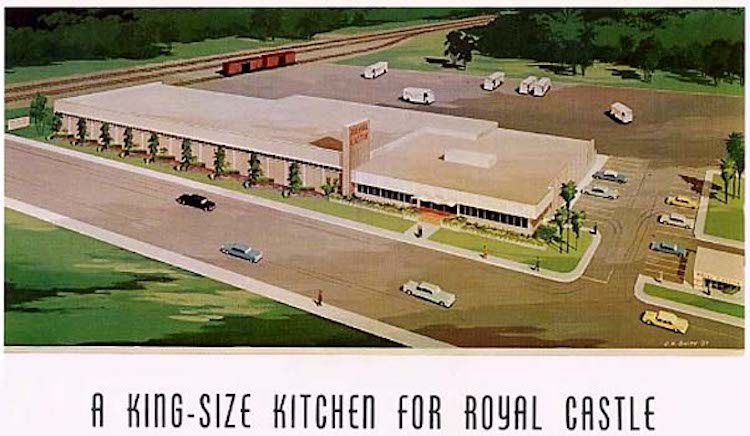 Royal Castle Commissary in Hialeah