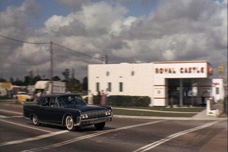 Royal Castle in the film Goldfinger