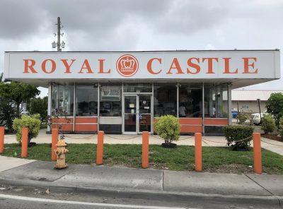 The Last Royal Castle Restaurant in Miami, Florida
