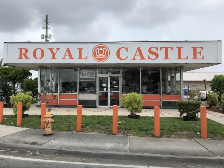 The last Royal Castle, owned by James Brimberry