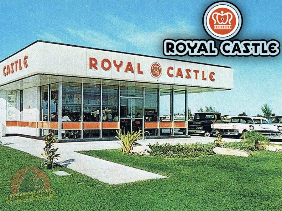 Royal Castle postcard