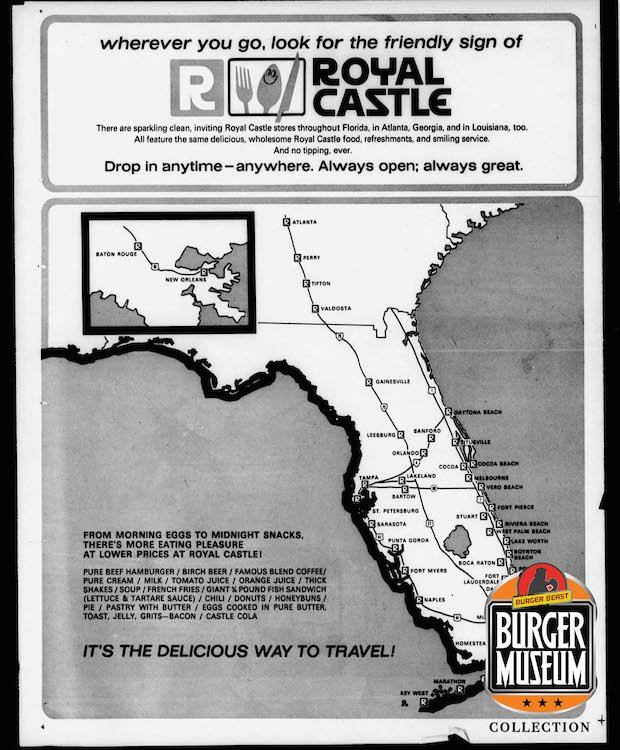 Map - Tampa Bay Times 7-28-66