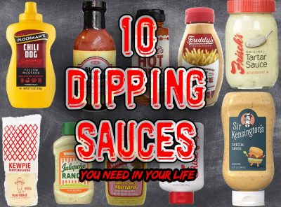 10 Dipping Sauces You Need In Your Life