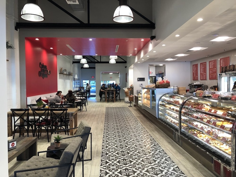 CAO Bakery View from Entrance