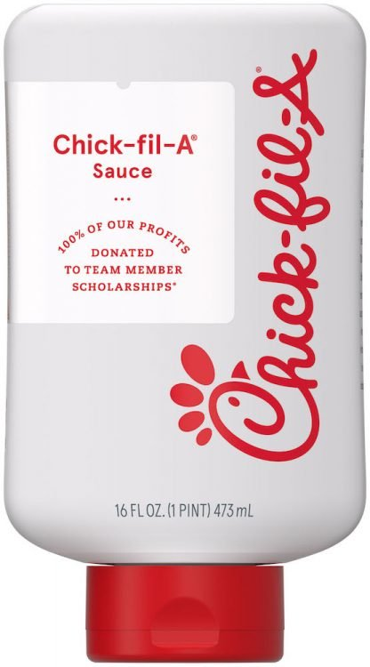 Chick-fil-A Sauce Bottle for Sale