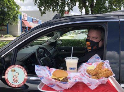 Burger Beast Burgers, Chicken Tenders & Flan Shakes Drive-In