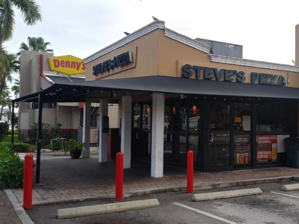 Steve's Pizza, picture courtesy of Henry M