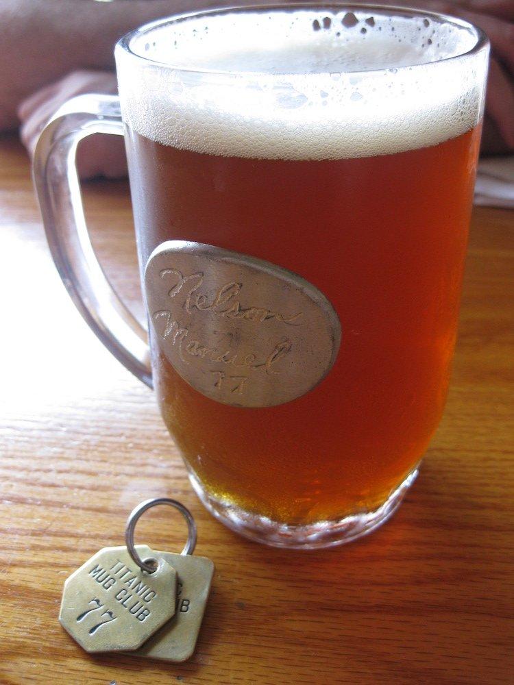 Titanic Brewery Beer Club