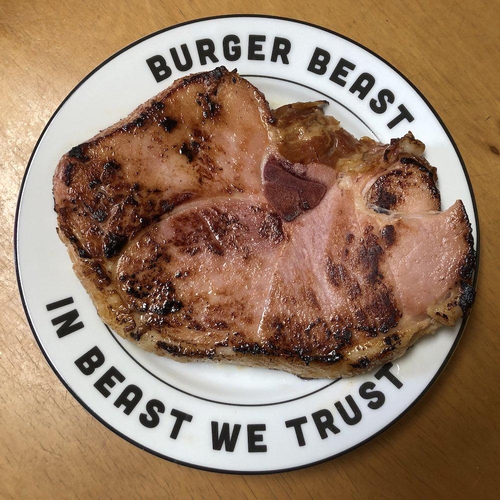 Country Ham Steak