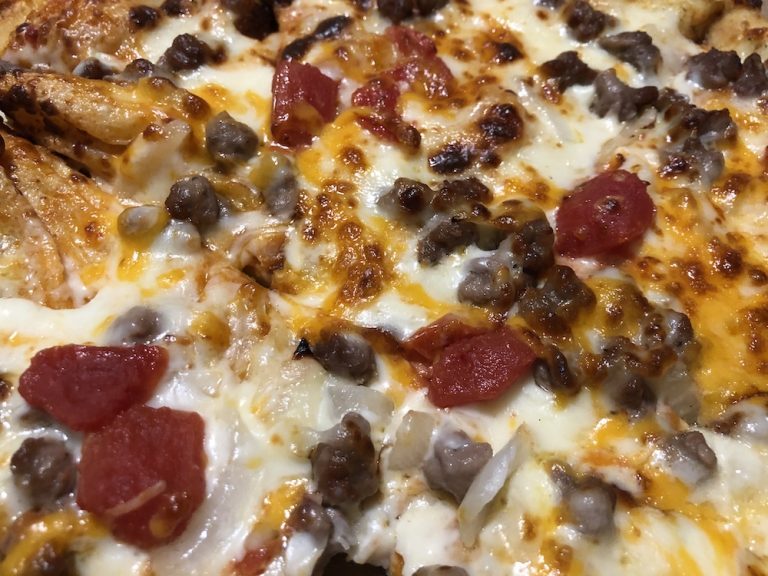 Domino's Cheeseburger Pizza, Thumbs Up or Down?