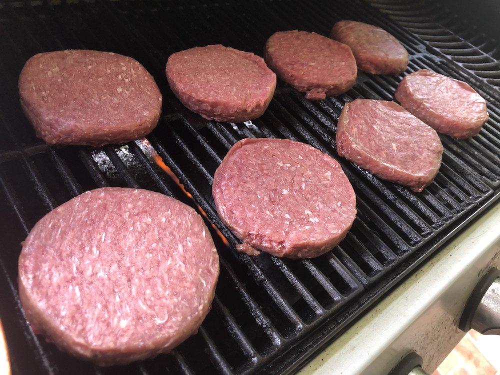 Meat N' Bone Dry Aged Brisket & Wagyu Burgers