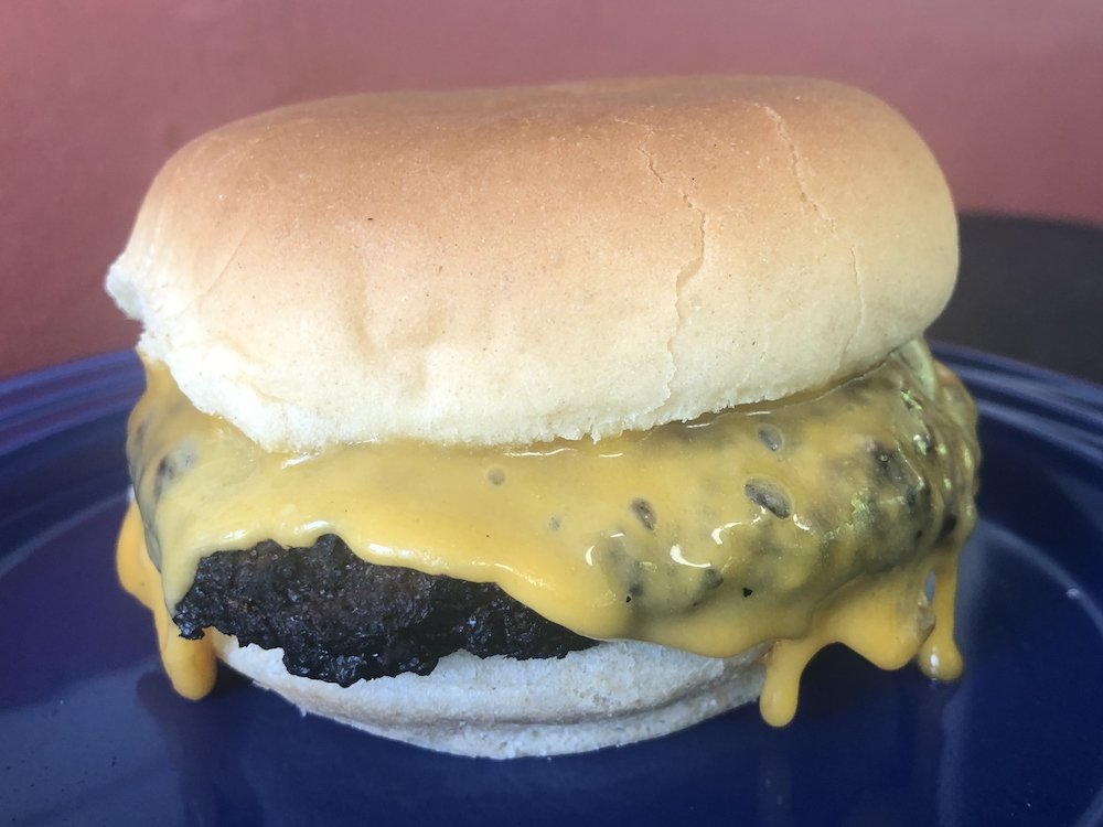 Steakhouse CheeseBurger