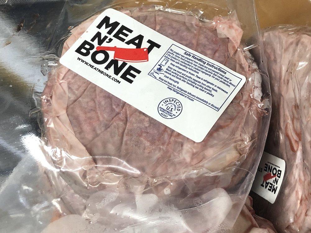 Meat N'Bone Cryopacked Burgers