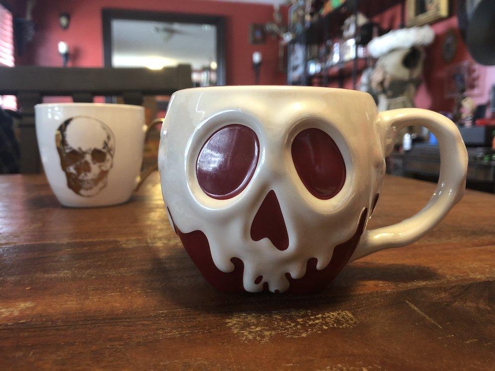 Skull Coffee Mugs