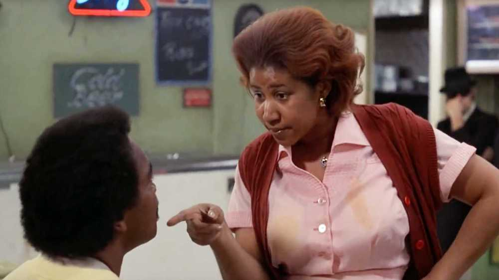 """Aretha Franklin """"Don't You Blaspheme in Here!"""""""