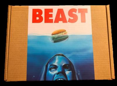 Burger BEAST Boxes aka Ready-To-Eat & Meal Kits