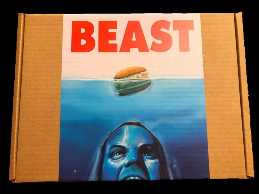 Burger BEAST Box Meal Kit