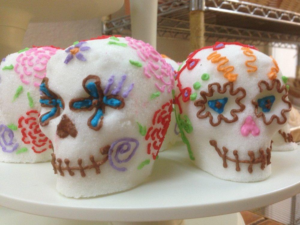 Dias de los Muertos Sugar Skulls